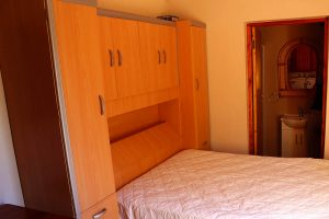 inside view self-catering unit