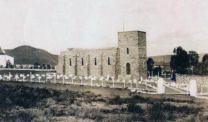Original Myrtle Rigg Church